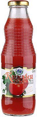 Сок томатный с солью 0,5л Кикуни, Дагестан