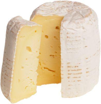 Сыр Клецка с белой плесенью 50-60% жир., ~170г семейная сыроварня в Замыцком