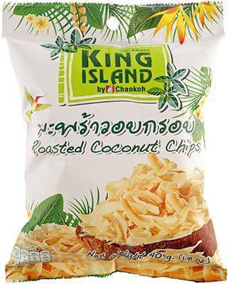 Кокосовые чипсы 40г King Island