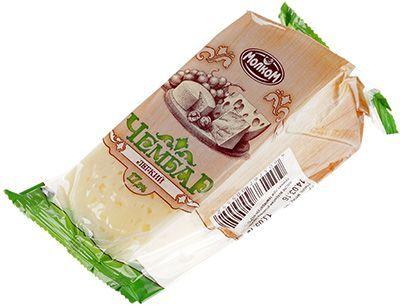 Сыр Чембар легкий 17,5% жир., 240г кусок, Молком