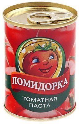Томатная паста Помидорка 140г Россия