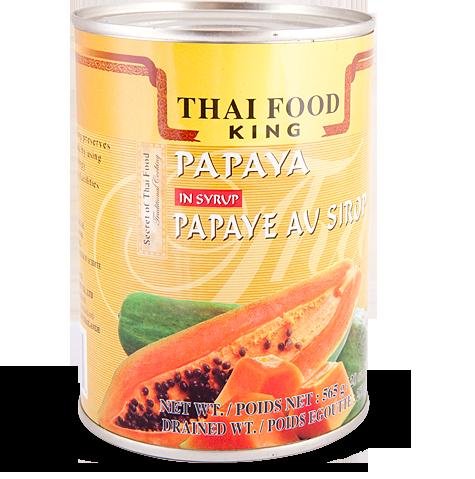 Папайя в сиропе 565г Тайланд