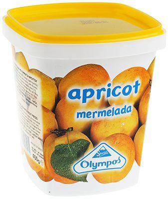 Мармелад (джем) абрикосовый 450г