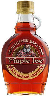 Кленовый сироп 250г Maple Joe