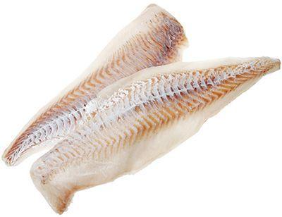 Пикша филе экспортное ~1кг без кожи, замороженная, вес 1шт 250-450, Мурманск