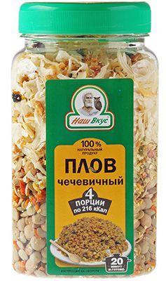 Плов Чечевичный 300г 100% натуральный продукт, Наш Вкус
