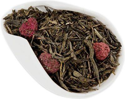 Чай зеленый Малина и Мята 100г ароматизированный, Китай