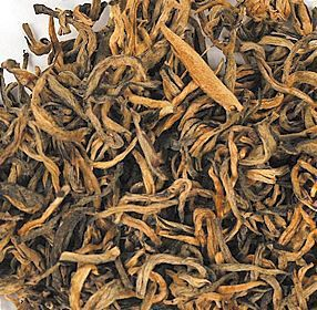 Чай Золотая Обезьяна 50г черный китайский типсовый, Китай
