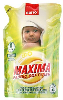 Ополаскиватель для белья Maxima Advance 1л Sano
