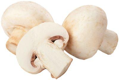 Шампиньоны свежие 500г грибы свежие