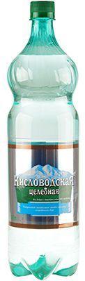 Вода Кисловодская минеральная 1,5л лечебно-столовая, газированная