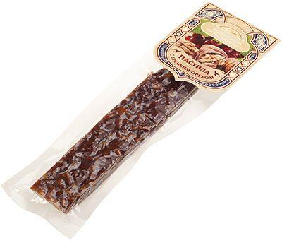 Пастила с грецким орехом 100г Ореховая вкуснятина