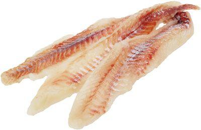Минтай дальневосточный филе без кожи 1 кг замороженный в море, глазурь 5%, Приморский край