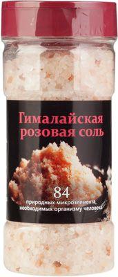 Соль Гималайская розовая крупная 400г натуральный, экологически чистый продукт