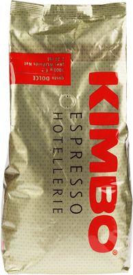Кофе зерновой Кимбо  Густо Дольче 1кг, Италия