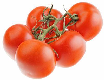 Помидоры красные на ветке ~ 500г томаты, Россия