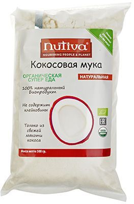 ��������� ���� 500� Organic, Nutiva
