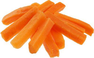 Морковные палочки 100г готовые к употреблению