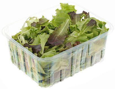 Салатный Мисклам 125г смесь свежих салатов, Израиль