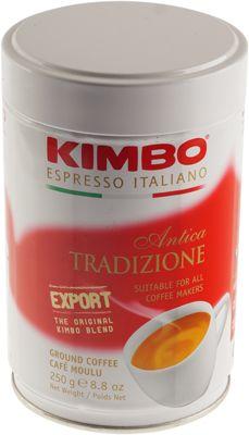 Кофе Кимбо Экспорт  250г, мол, ж/б