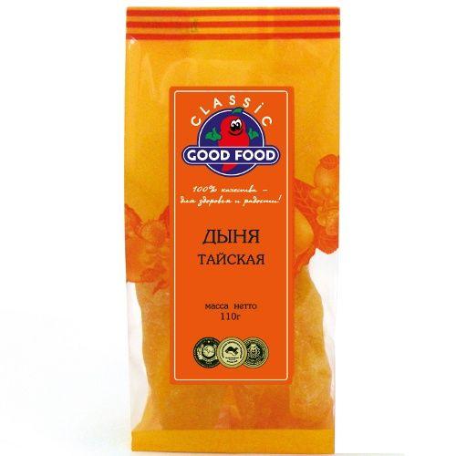 Дыня сушеная Тайская 110г Good Food