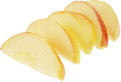 Яблочные дольки 80г готовые к употреблению