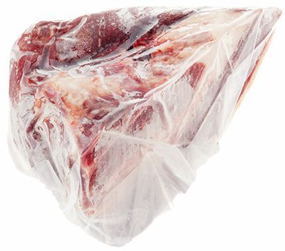 Говядина кострец ~ 1,2кг замороженный, CHOICE, зерновой откорм