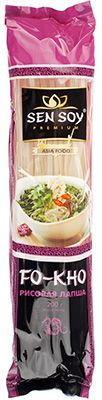 Лапша рисовая Фо-Хо 200г 3мм, для Пад Тай, Сэн Сой