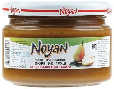 Пюре из груш 300г натуральный продукт, Армения