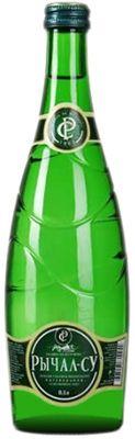 Вода Рычал-Су минеральная 0,5л лечебно-столовая, газированная
