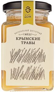 Мед цветочный Крымские травы 320г