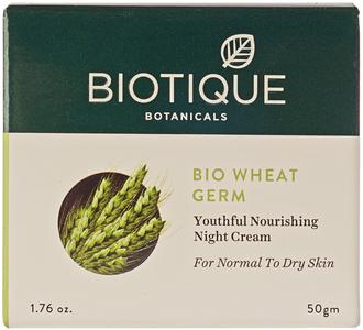 Крем укрепляющий с зародышами пшеницы 50г