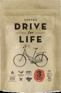 Кофе Живой Drive for life Medium 150г