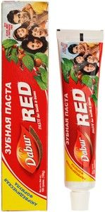 Зубная паста RED 100г