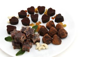 Домашний шоколад из какао-бобов