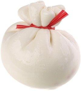 Сыр Буррата с красной икрой 40% жир., 150г