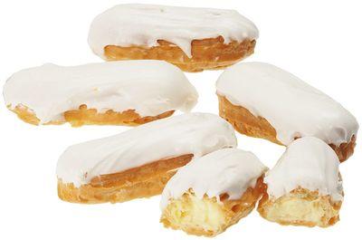 Пирожное Эклер с ванильной начинкой 180г