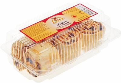 Печенье Гата с творогом и изюмом 300г