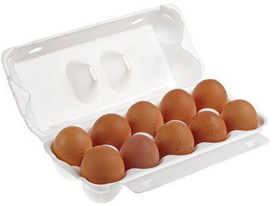 Яйца куриные С1 деревенские 10шт
