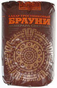 Сахарный песок коричневый Брауни Ligh 900г