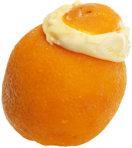 Мороженое в апельсине натуральном 6шт*90г