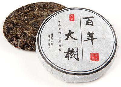 Чай Шен Пуэр Большое Дерево 150г