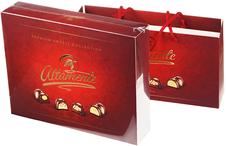 Конфеты шоколадные набор красный 424г
