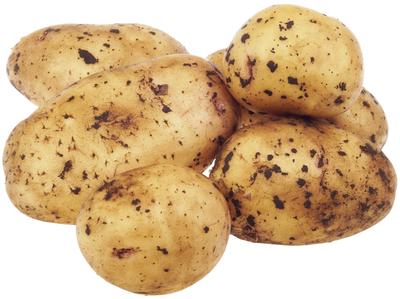 Картофель немытый ~2,5кг