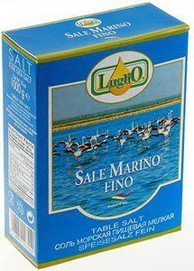 Соль морская мелкая LugliO 1кг