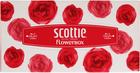Салфетки Scottie Flowerbox двухслойные 160шт