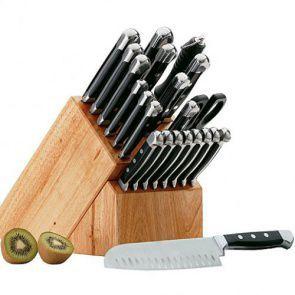 Как правильно пользоваться ножом