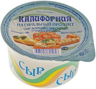 Сыр Калифорния 60% жир., 180г