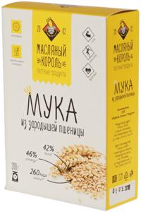 Мука из зародышей пшеницы 300г