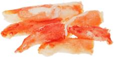 Мясо краба микс 400г